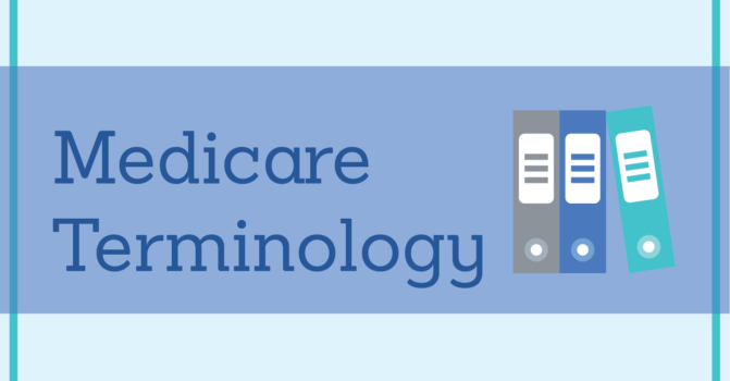 medicare-terminology